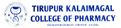 TIRUPUR KALAIMAGAL COLLEGE OF PHARMACY